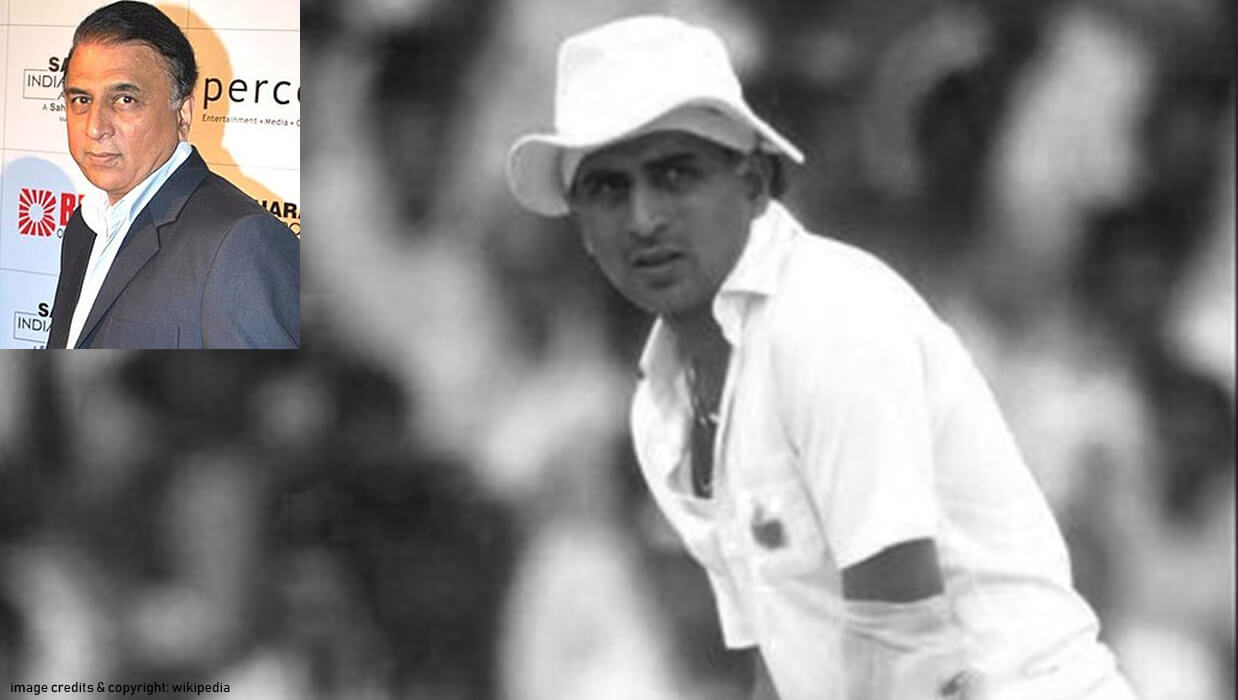 Re- PLAY: SUNIL MANOHAR GAVASKAR