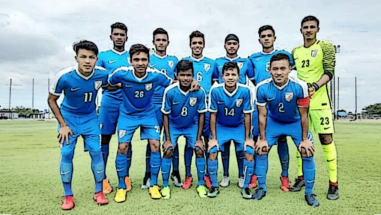 The Raising of Indian Football is here