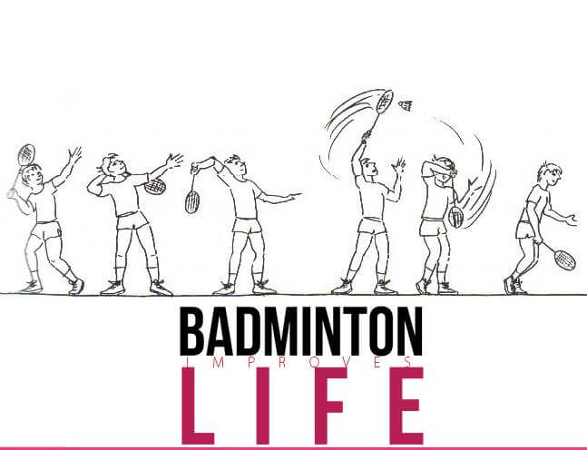 BADMINTON improves LIFE – Advantages of taking up Badminton as your sport!