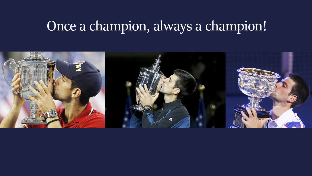 Novak Djokovic: Career Overview