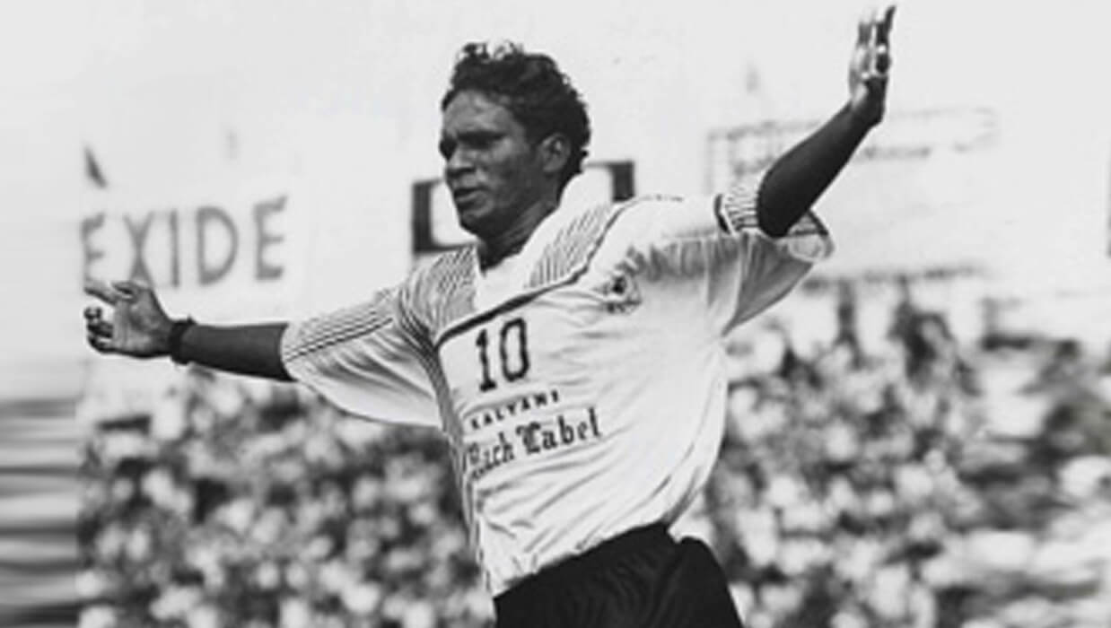 I.M Vijayan: Fearsome striker of Kerala