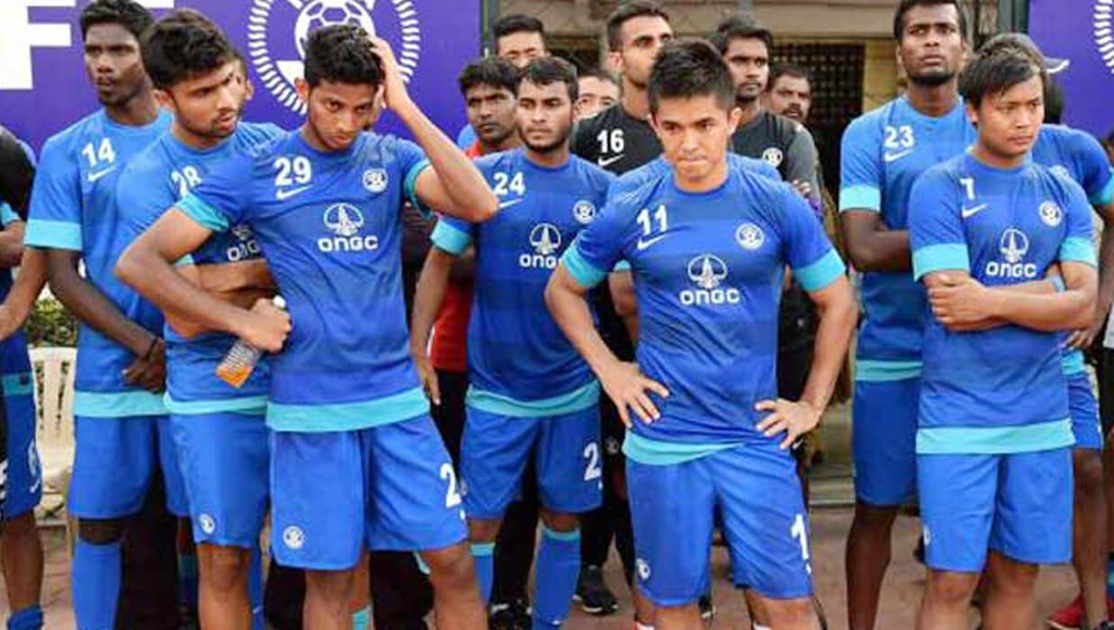 Asian Games: IOA shows red card to Indian Football team